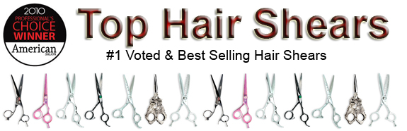 Best Hair Shears Hairdressing Scissors Hair Cutting Shears